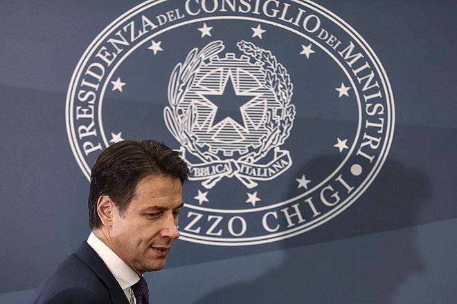«Ώρα μηδέν» για την κυβέρνηση της Ιταλίας – Τα σενάρια για την επόμενη μέρα μετά την αναμενόμενη παραίτηση Κόντε