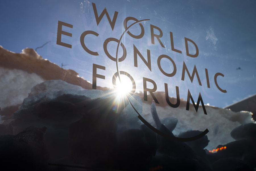 Υπό τη σκιά της κλιματικής απειλής και των αναταραχών στον κόσμο το φετινό Νταβός