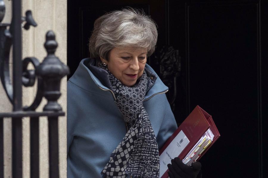 Θα παραιτηθεί από την πρωθυπουργία η Τερέζα Μέι μόλις εγκριθεί η συμφωνία για το Brexit