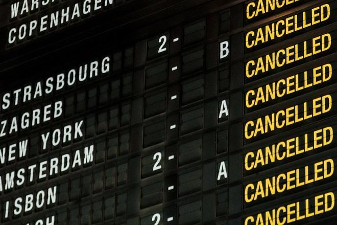 Εικοσιτετράωρο stop στις πτήσεις από και προς το Βέλγιο- Σε παράλυση η χώρα