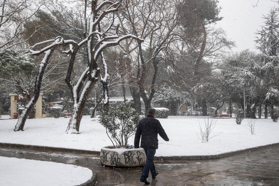 Σε συναγερμό η Πολιτική Προστασία λόγω της κακοκαιρίας «Λέανδρος»- Ποιες περιοχές θα ντυθούν στα λευκά