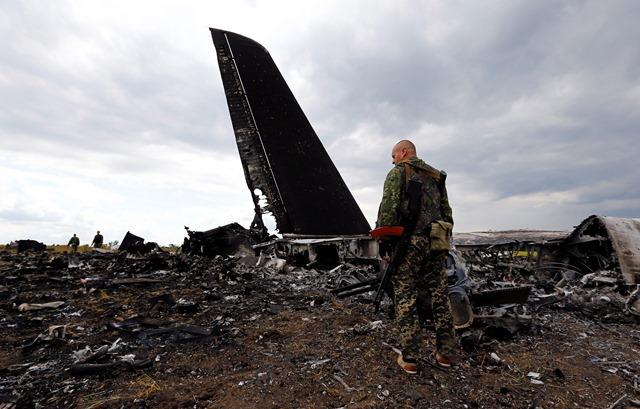 Η Ρωσία διαψεύδει την κατάρριψη δύο ουκρανικών μαχητικών