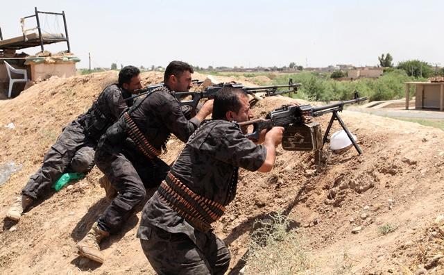 Νεκρά επτά μέλη των κουρδικών δυνάμεων ασφαλείας στο Ιράκ