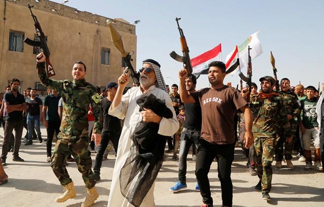 Ιράκ: Έξι νεκροί σε επίθεση εναντίον κέντρου στρατολόγησης εθελοντών