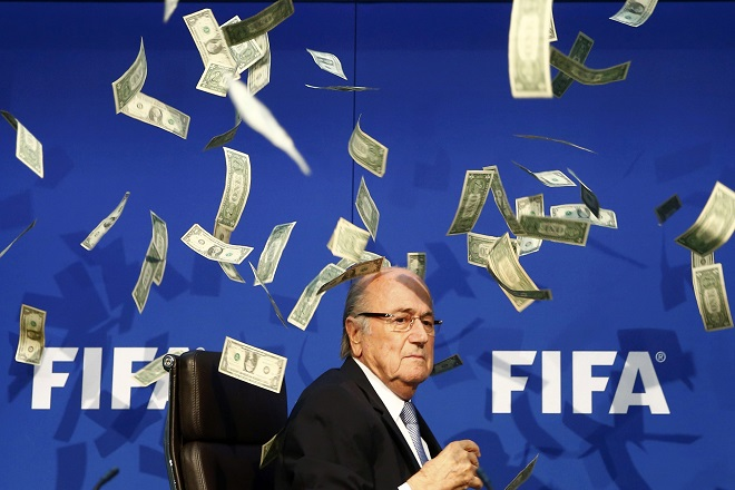 Η ελβετική τράπεζα που παραδέχτηκε την εμπλοκή της στο σκάνδαλο της FIFA