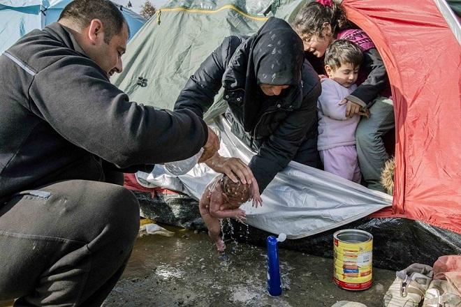 Τη μετεγκατάσταση 450.000 Σύρων προσφύγων επιδιώκει ο ΟΗΕ
