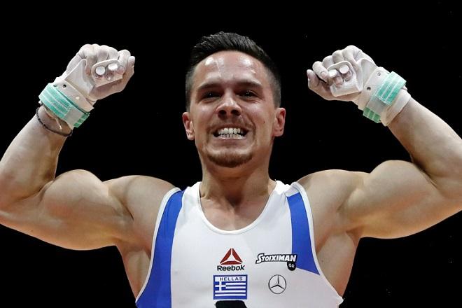 Παγκόσμιος πρωταθλητής για τρίτη συνεχή χρονιά ο Λευτέρης Πετρούνιας