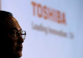 JAPAN TOSHIBA RESTRUCTURE