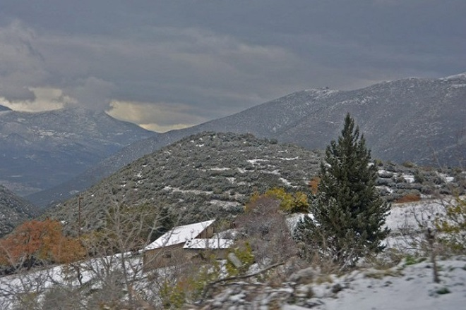 xionia trikala χιονια τρικαλα