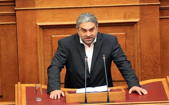 Απειλές από τη Χρυσή Αυγή δήλωσε πως δέχεται ο Χρ. Αλεξόπουλος
