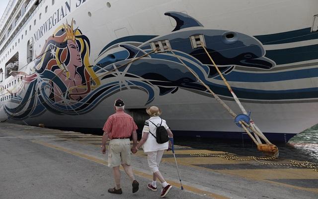 Τρίτος κορυφαίος προορισμός κρουαζιέρας η Ελλάδα στην ΕΕ