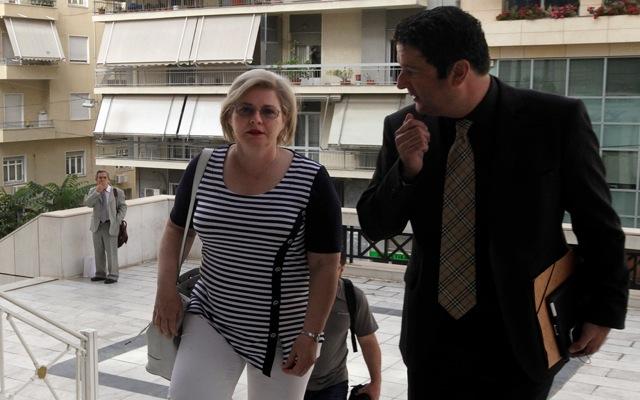 Nέα αναβολή στην απολογία της Ελένης Ζαρούλια
