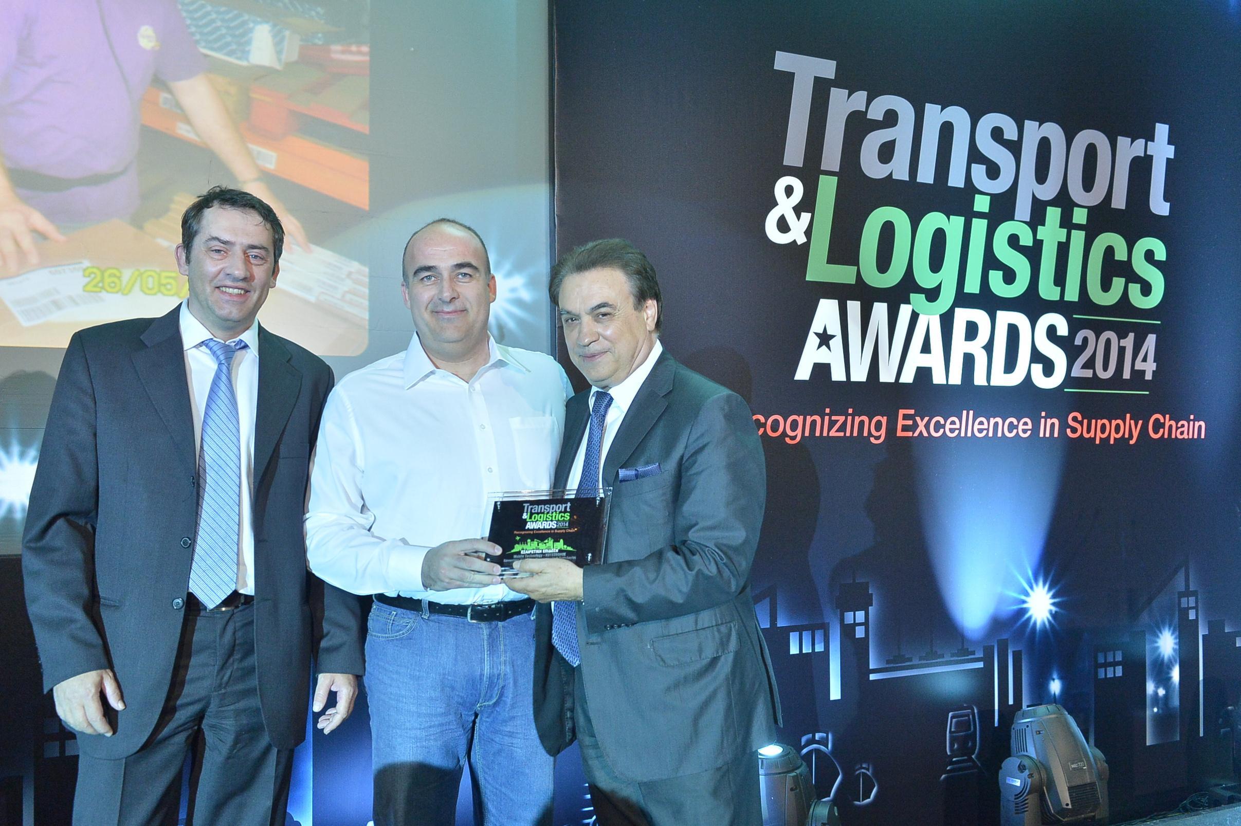 Διάκριση για την Κωτσόβολος στα Transport & Logistics Awards