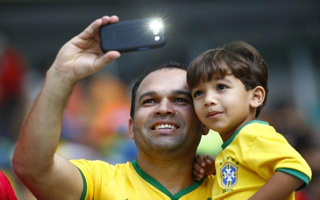 Νικητής τα social media στο Μουντιάλ της Βραζιλίας