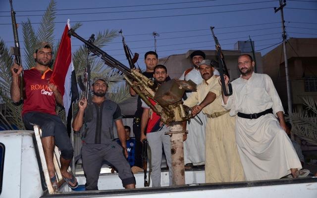 Στα πρόθυρα διάσπασης το Ιράκ
