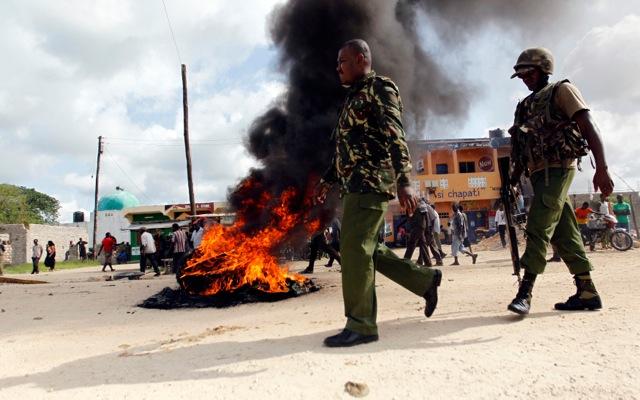 «Η Κένυα είναι επίσημα εμπόλεμη ζώνη» δηλώνει η Αλ Σεμπάμπ