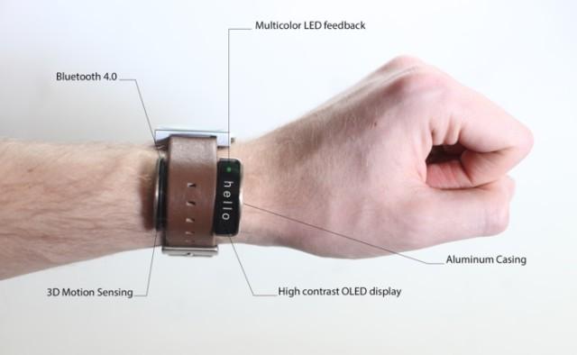 Μετατρέψτε το ρολόι σας, ή το βραχιόλι, σε smartwatch