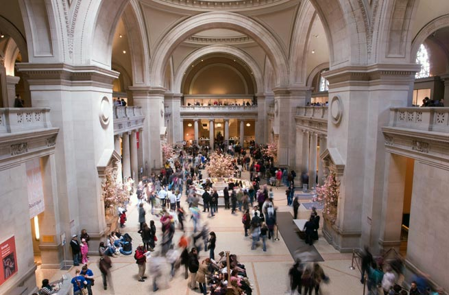 Περισσότερα μουσεία απ' ότι Starbucks και McDonald's μαζί στην Αμερική
