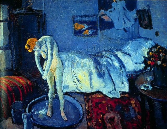 Το κρυμμένο έργο πίσω από τον πίνακα του Πικάσο