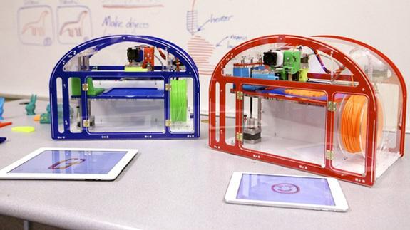 Ένας 3D εκτυπωτής για παιδιά