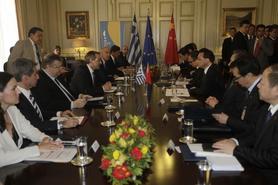 19 ελληνοκινεζικές συμφωνίες και μνημόνια