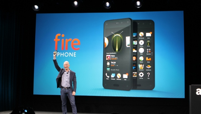 Το νέο τηλέφωνο της Amazon φτιάχτηκε για shopping