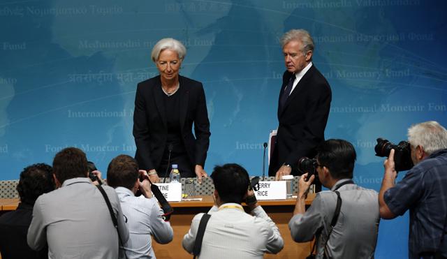 Το ΔΝΤ «καλωσορίζει» μια νέα έξοδο της Ελλάδας στις αγορές