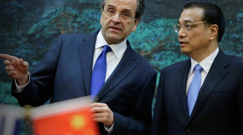 Deals 6,4 δισ. δολαρίων φέρνει ο Κινέζος πρωθυπουργός
