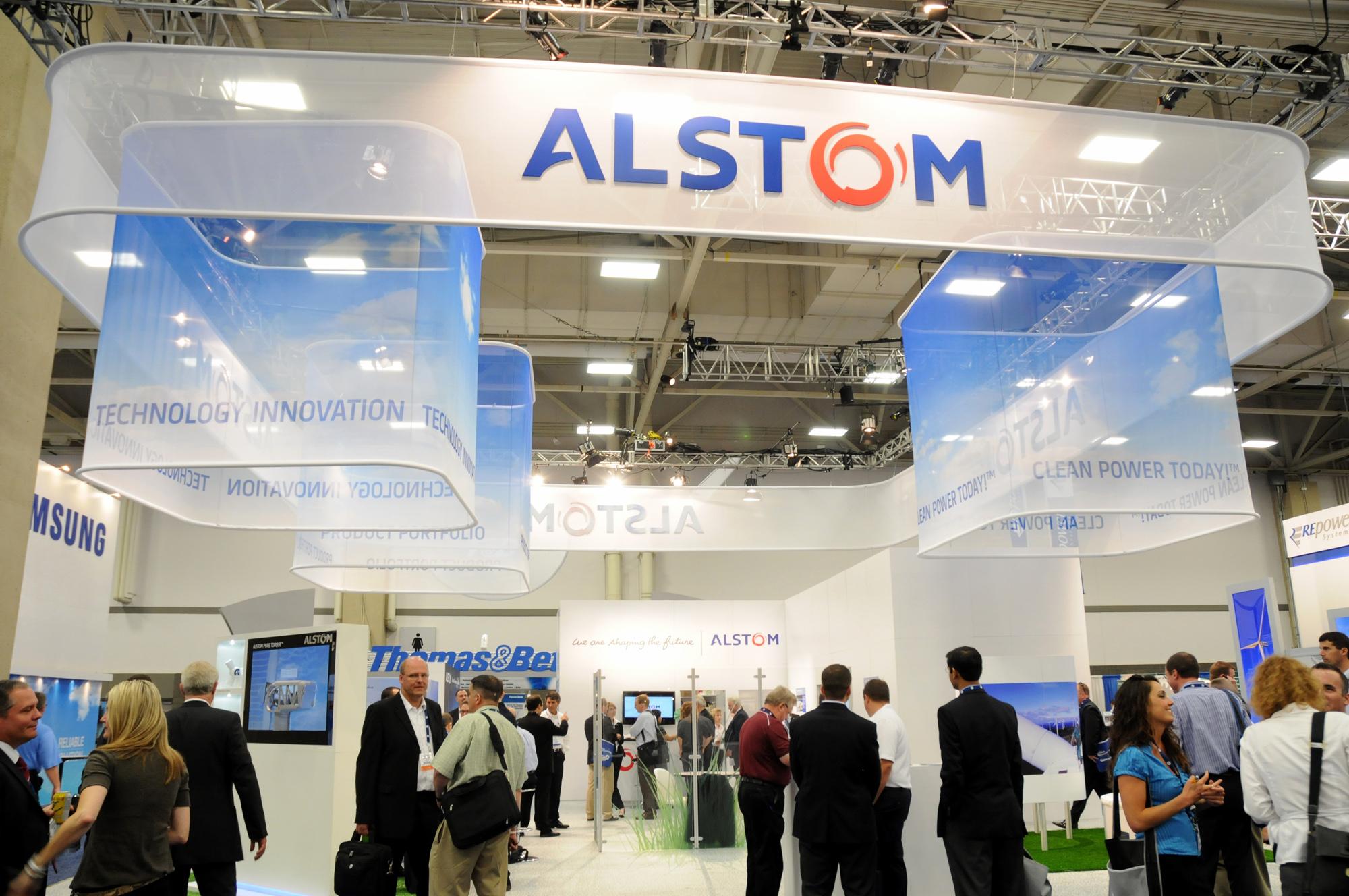 Μάχη «γιγάντων» για την γαλλική Alstom