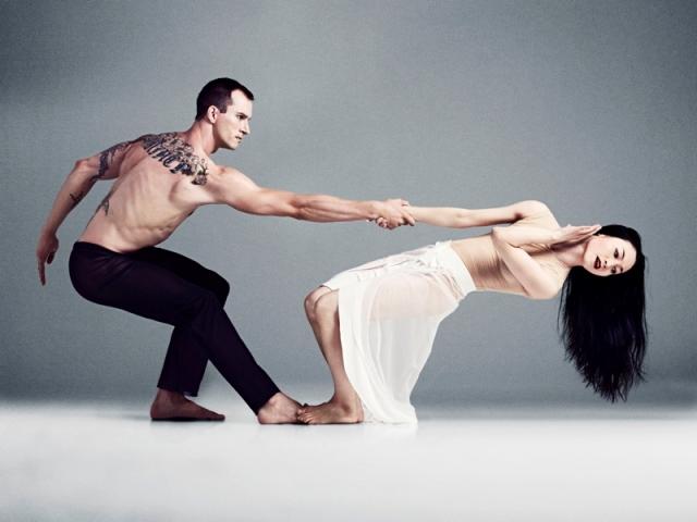 Αυτό το καλοκαίρι ανήκει στη Martha Graham Dance Company