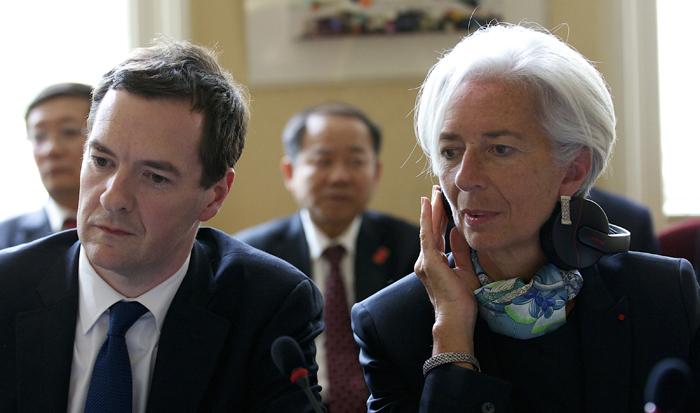 Κι όμως. Ακόμη και το ΔΝΤ ζητάει συγγνώμη!