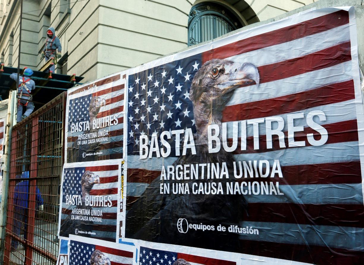 Η Αργεντινή φλερτάρει έντονα με την χρεοκοπία