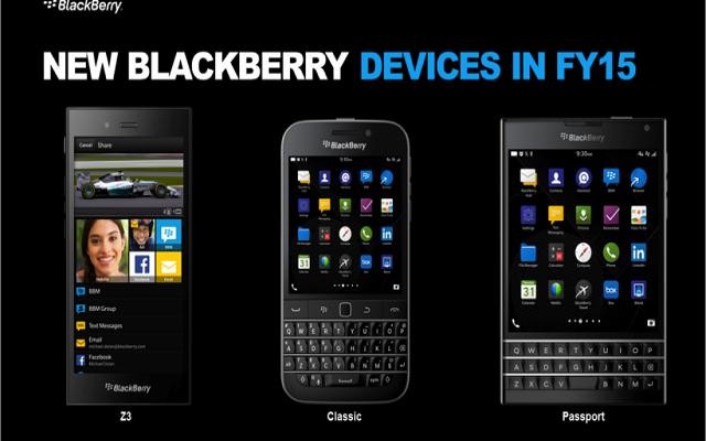 Έρχεται το νέο «έξυπνο» κινητό της Blackberry