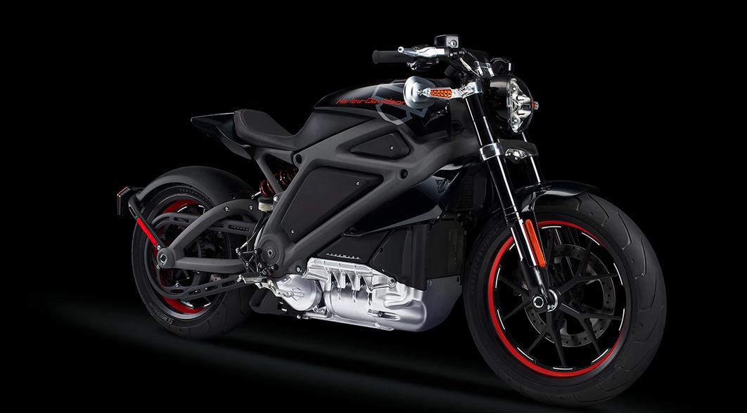 Βίντεο: Η νέα ηλεκτρική Harley-Davidson!