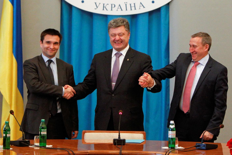 Ουκρανία: 14 σημεία για την ειρήνη από τον Πέτρο Ποροσένκο