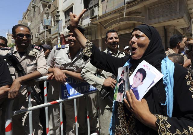 Αίγυπτος: Επικυρώθηκαν οι θανατικές ποινές για 183 άτομα