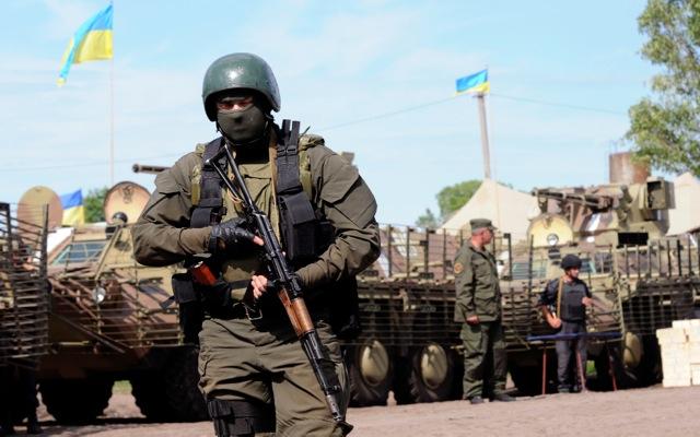 Νέο ειρηνευτικό σχέδιο για την κρίση στην Ουκρανία