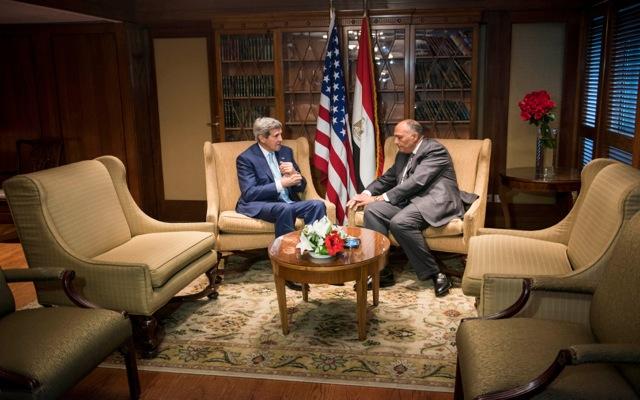 Ταξίδι «αστραπή» στην Αίγυπτο για τον Αμερικανό υπουργό Εξωτερικών
