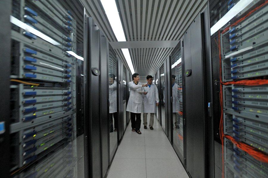Για τρίτη σερί χρονιά ο γρηγορότερος supercomputer είναι κινεζικός