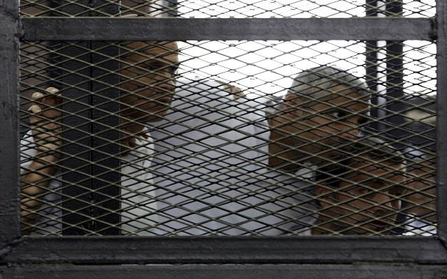 Αίγυπτος: Ποινή φυλάκισης 7-10 ετών στους δημοσιογράφους του Al Jazeera
