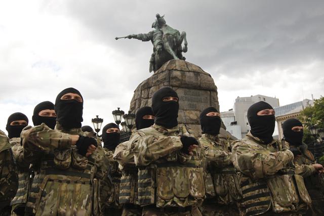 Κατάπαυση πυρός σε δύο περιοχές της ανατολικής Ουκρανίας