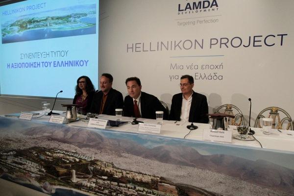 Το νέο Ελληνικό θα προσελκύσει 1 εκατ. επιπλέον τουρίστες