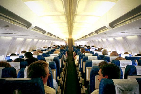 Πανικός στον αέρα; Επιβάτης τον προκάλεσε…