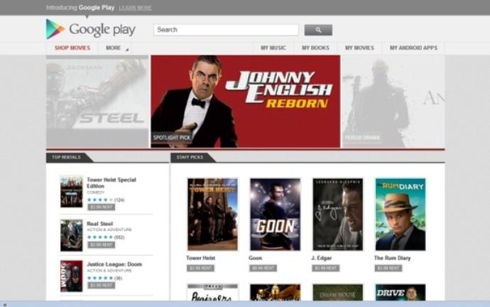 Google Play Movies και στην Ελλάδα