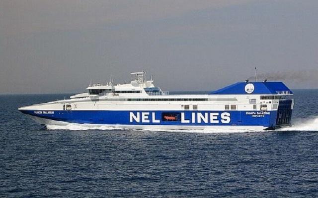 Καταγγελία σύμβασης και επίσχεση εργασιών από τη ΝΕΛ Lines