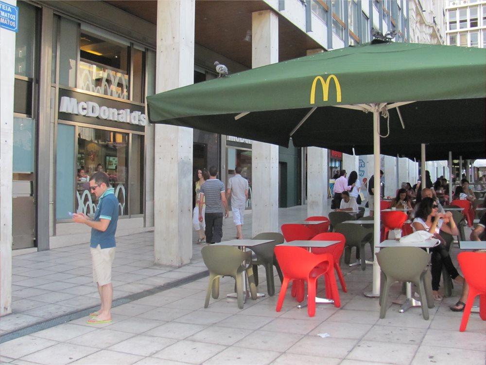 Γιατί τα McDonald's δεν πέτυχαν στην Ελλάδα