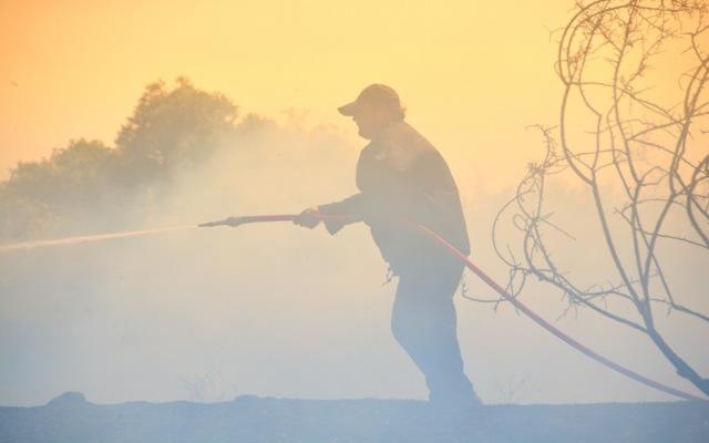 Σε ύφεση η πυρκαγιά στην Κέρκυρα