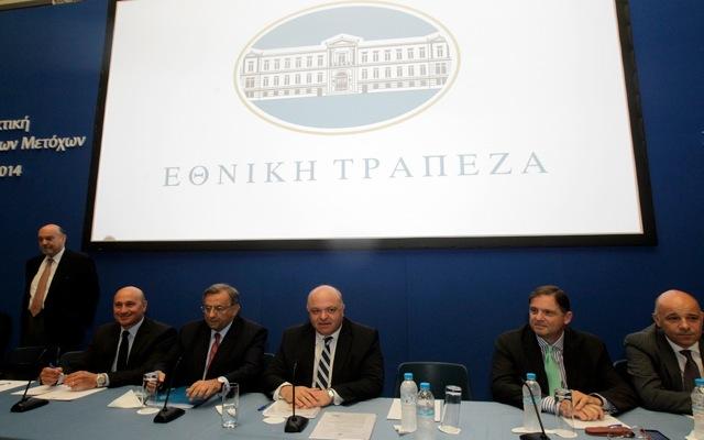 Οι στρατηγικές προτεραιότητες της Εθνικής Τράπεζας