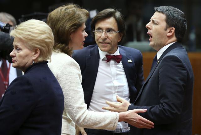 Χαλαρότητα στους δημοσιονομικούς κανόνες αναζητούν οι ηγέτες της ΕΕ