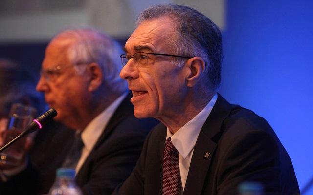 Β. Ράπανος: «Οι ελληνικές τράπεζες είναι πιο ισχυρές»